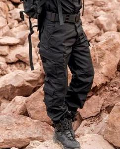 Штаны US Tactical Black