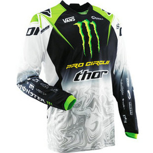 Джерси Thor Monster energy - XL