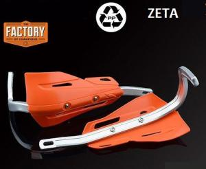 Защита рук ZETA XC KTM 22-28mm HARD ENDURO  - Оранжевый