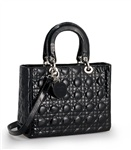 Сумка Dior Lady Leather Small