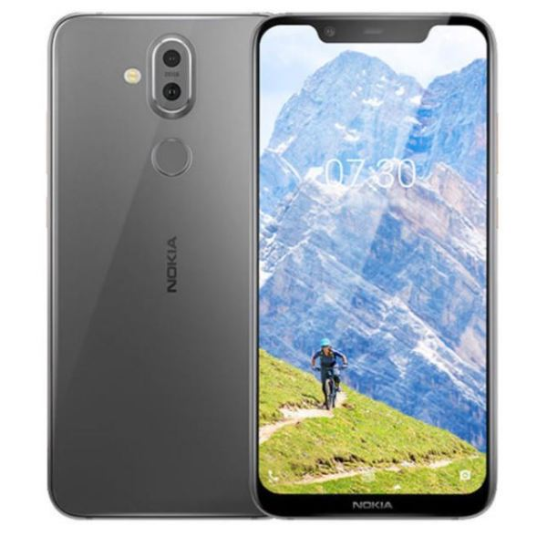 Nokia X7 (8.1) 6Gb RAM 64Gb ROM Global ROM