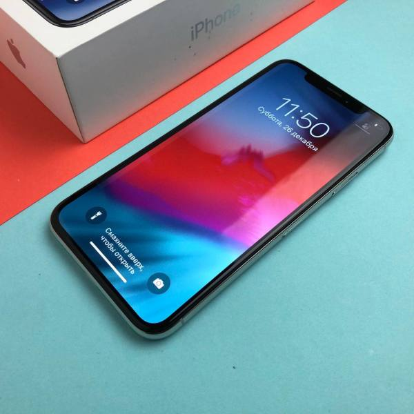 Apple IPhone X 64Gb NEVERLOСK Б/У