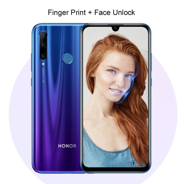 Huawei Honor 20 Lite 4Gb RAM 128GB ROM Global