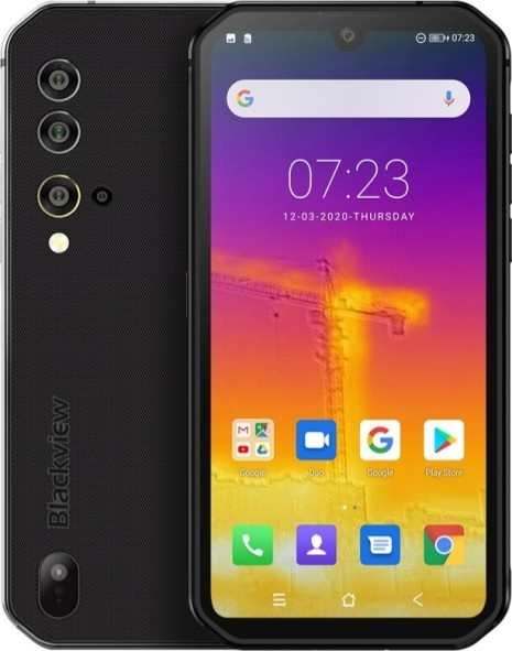Blackview BV9900 Pro 8Gb RAM 128Gb ROM тепловизор