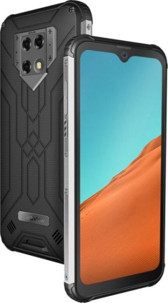 Blackview BV9800 Pro 6Gb RAM 128Gb ROM тепловизор