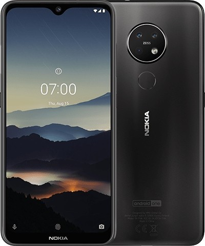 NOKIA 7.2 4Gb RAM 64Gb ROM NFC Global