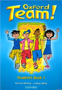 Oxford Team 1  Student`s Book