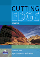 Cutting Edge SB+ CD Starter  3 издание