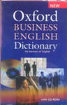 Oxford Business English Dictionary for Learners of English with CD-ROM