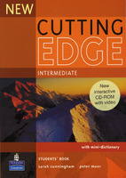 New Cutting Edge	SB+ CD Intermediate 3 издание