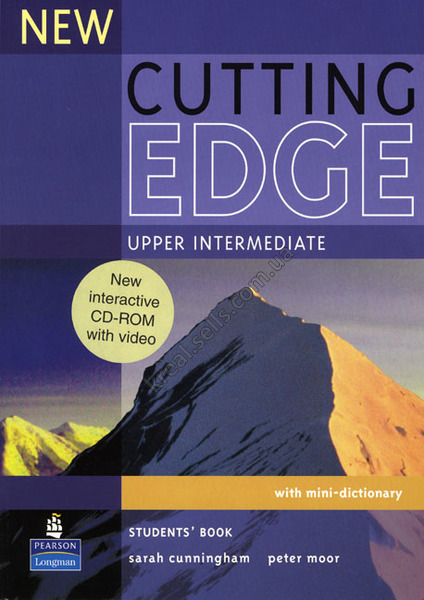 Upper-Intermediate New Cutting Edge	SB+ CD  3 издание
