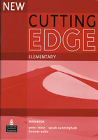 Elementary New Cutting Edge Work Book 3 издание
