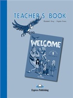 WELCOME 1 TB TEACHER'S BOOK.
