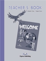 WELCOME 3 TB TEACHER'S BOOK.