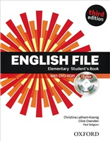 English File 3rd Edition Elementary: Student's Book & iTutor DVD