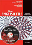 New English File Elementary: Teacher's Book with Test and Assessment CD-ROM