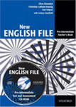New English File Pre-Intermediate: Teacher's Book with Test and Assessment CD-ROM