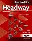 New Headway, 4th  Edition Elementary: Workbook with key