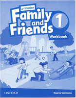 Family & Friends 1  Workbook