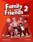 Family & Friends 2   Workbook