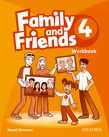 Family & Friends 4 Workbook