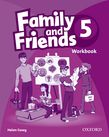 Family & Friends 5  Workbook