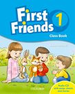 First Friends 1: Class Book Pack (SB + Audio CD)