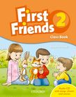 First Friends 2: Class Book Pack (SB + Audio CD)
