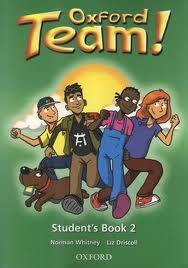 Oxford Team 2 Student`s Book