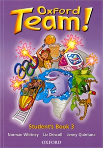 Oxford Team 3 Student`s Book