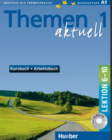 Themen AKTUELL 1 Курс Книга и тетрадь  Audio CD - Урок 6-10