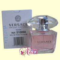 Versace Bright Crystal 90ml TESTER eau de toilette туалетна вода для жінок (тестер)