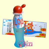 Moschino Cheap & Chic I Love Love 50ml eau de toilette туалетна вода для жінок