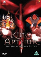 Король Артур и рыцари без страха и упрека / King Arthur & the Kings of Justice - 1 DVD (26 серий)