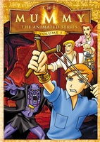 Мумия / The Mummy The Animated Series - 4 DVD