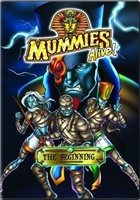 Ожившие мумии / Mummies alive - 3 DVD (42 серии)
