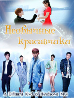 Необычные красавчики / Атипичный красавчик / A Different Kind of Pretty Man / Not The Same Handsome Man / Bu Yi Yang De Mei Nan Zi - 4 DVD (озвучка)
