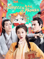 Принцесса-кошка / My Fantastic Mrs. Right / The Princess is A Cat / Baogao wangye wangfei shi zhi mao - 3 DVD (озвучка)