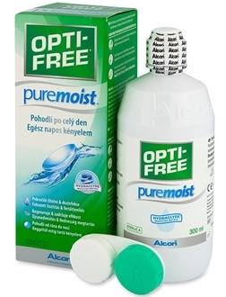 Раствор Opti-Free PureMoist (300 ml)