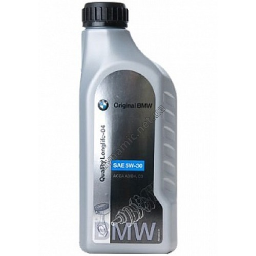 Моторное масло BMW Quality Longlife-04 SAE 5W-30 1л
