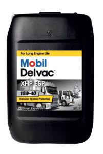 Моторное масло Mobil Delvac XHP ESP 10W-40 20л