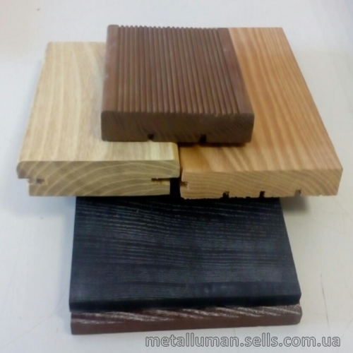 Thermowood - Flooring Garden parquet Decking --- >>>