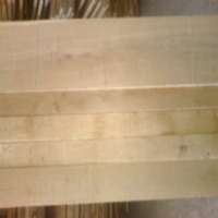 Oak board - edged,  (grade 1-2-3)