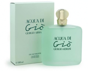 Armani Acqua di Gio Woman EDT 100 ml ЛИЦЕНЗИЯ