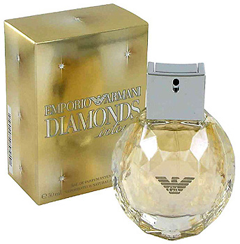 Armani EMPORIO DIAMONDS INTENS Woman 100 ml ЛИЦЕНЗИЯ