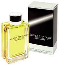 DAVIDOFF SILVER SHADOW For Мan EDТ 100 ML ЛИЦЕНЗИЯ