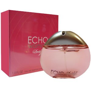 DAVIDOFF Echo For Woman EDP 100 ML ЛИЦЕНЗИЯ