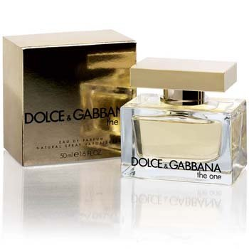 Dolce & Gabbana The One For Woman EDP 75 ML ЛИЦЕНЗИЯ