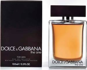 Dolce & Gabbana The One For Man EDT 100 ML ЛИЦЕНЗИЯ