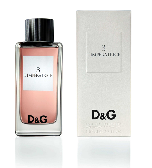 Туалетная вода Dolce & Gabbana Anthology L'Imperatrice №3 EDT 100 ML NEW ЛИЦЕНЗИЯ